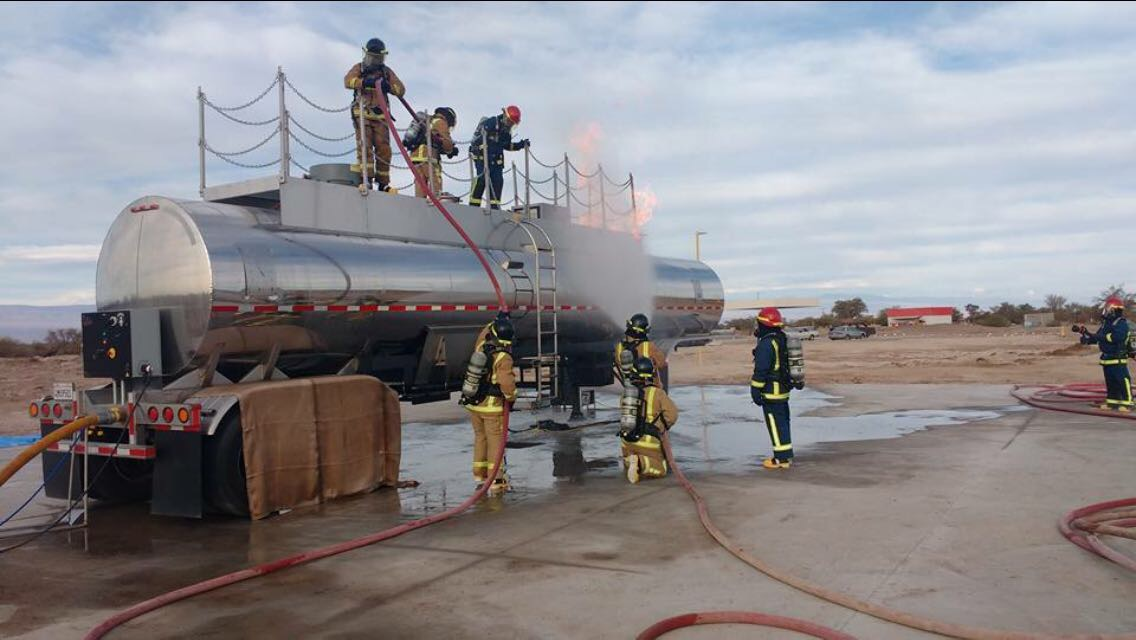 Varies HAZMAT Tanker Training Scenarios